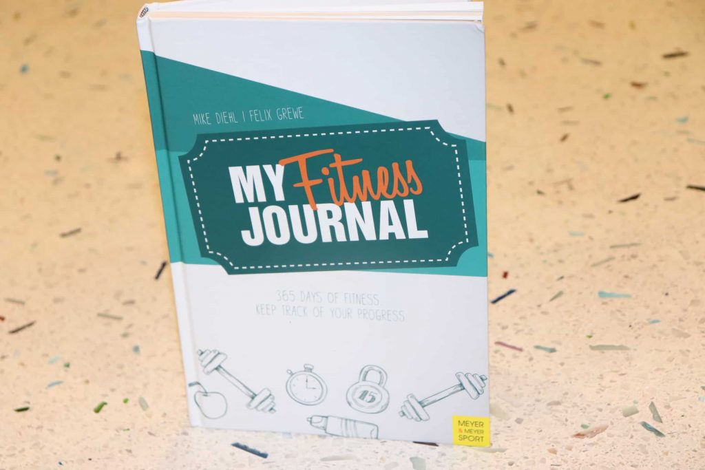 Food Journal – Write Your Way to Successful Fitness Body